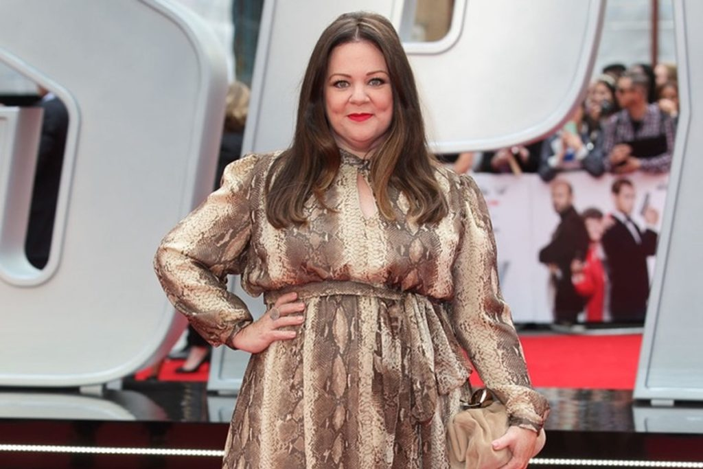 Melissa Mccarthy Weight loss 2017